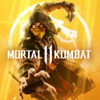 Game Box for Mortal Kombat 11 (PS4)