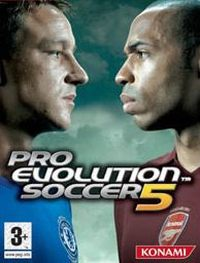 Game Box for Winning Eleven 9 (PC)