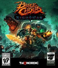 Game Box for Battle Chasers: Nightwar (PC)