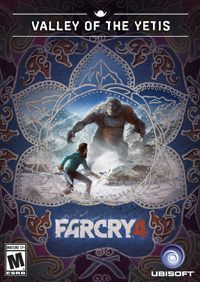Far Cry 4 Valley Of The Yetis Pc X360 Xone Ps3 Ps4