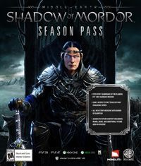 Okładka Middle-earth: Shadow of Mordor - The Bright Lord (PS4)