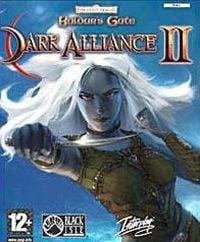 Game Box for Baldur's Gate: Dark Alliance 2 (PS2)