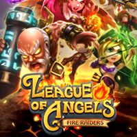 Game Box for League of Angels: Fire Raiders (WWW)