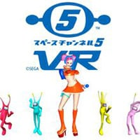 Game Box for Space Channel 5 VR: Kinda Funky News Flash! (PC)
