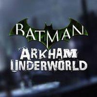 Okładka Batman: Arkham Underworld (AND)