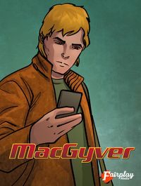 Okładka MacGyver Deadly Descent (iOS)