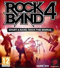 Rock Band 4 cover