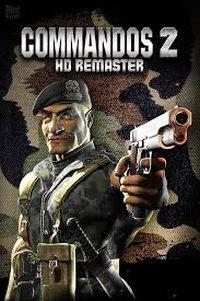 Okładka Commandos 2: HD Remaster (PC)