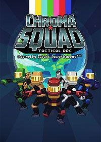 Okładka Chroma Squad (PS3)