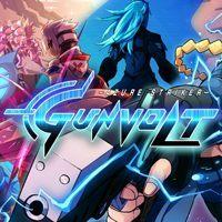 Okładka Azure Striker Gunvolt (PC)