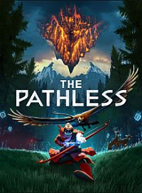 Game Box for The Pathless (PC)