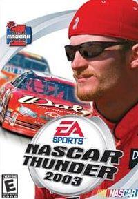 Okładka NASCAR Thunder 2003 (PC)