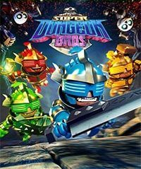 Okładka Super Dungeon Bros (PC)