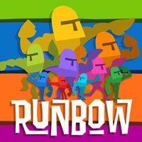 Okładka Runbow (WiiU)