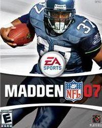 Okładka Madden NFL 07 (PC)