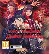 Okładka Tokyo Twilight Ghost Hunters (PS3)