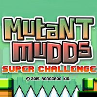 Game Box for Mutant Mudds Super Challenge (3DS)