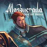 Game Box for Masquerada: Songs and Shadows (PC)