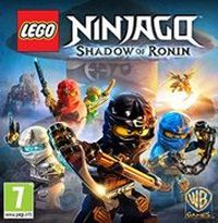 Okładka LEGO Ninjago: Shadow of Ronin (3DS)