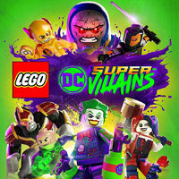 Game Box for LEGO DC Super-Villains (PC)