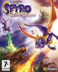 Okładka The Legend of Spyro: Dawn of the Dragon (PS3)