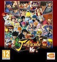 Okładka J-Stars Victory VS+ (PS4)