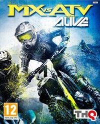 Okładka MX vs. ATV: Alive (PS3)