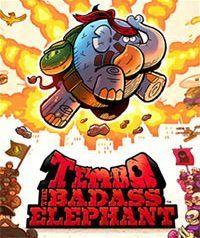 Okładka Tembo the Badass Elephant (PS4)