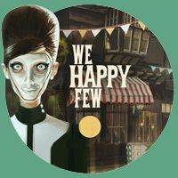 Game Box for We Happy Few (PC)