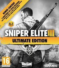 Game Box for Sniper Elite III: Ultimate Edition (PS4)