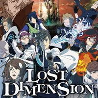 Game Box for Lost Dimension (PSV)