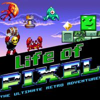 Life of Pixel (PC cover