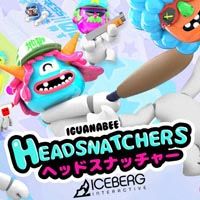 Game Box for Headsnatchers (PC)
