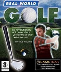 Okładka Real World Golf (PS2)