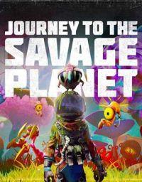 Okładka Journey to the Savage Planet (PC)