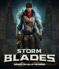 Game Box for Stormblades (PC)