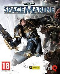 Game Box for Warhammer 40,000: Space Marine (PC)