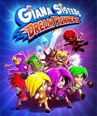 Game Box for Giana Sisters: Dream Runners (PC)