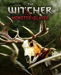 The Witcher: Monster Slayer (AND cover