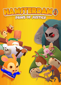 Game Box for Hamsterdam (PC)
