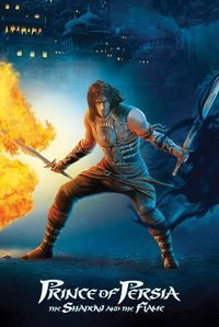 Game Box for Prince of Persia: The Shadow and the Flame (AND)