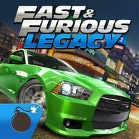 Okładka Fast & Furious: Legacy (iOS)