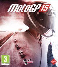 Okładka MotoGP 15 (PC)