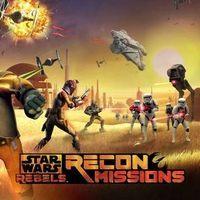 Okładka Star Wars Rebels: Recon Missions (AND)