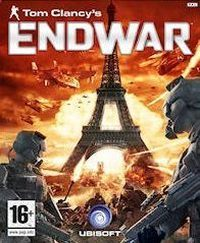 Okładka Tom Clancy's EndWar (PC)