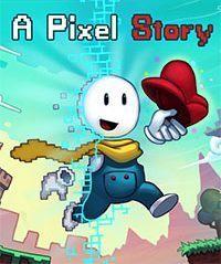 Okładka A Pixel Story (PS4)