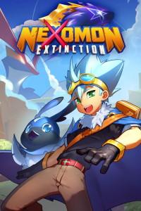Nexomon (AND cover
