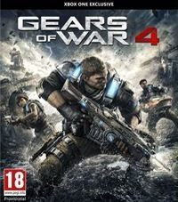 Game Box for Gears of War 4 (PC)