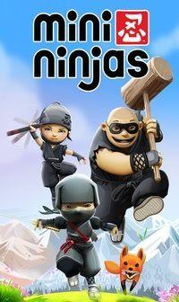Okładka Mini Ninjas Mobile (iOS)