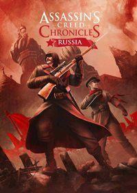 Okładka Assassin's Creed Chronicles: Russia (PC)